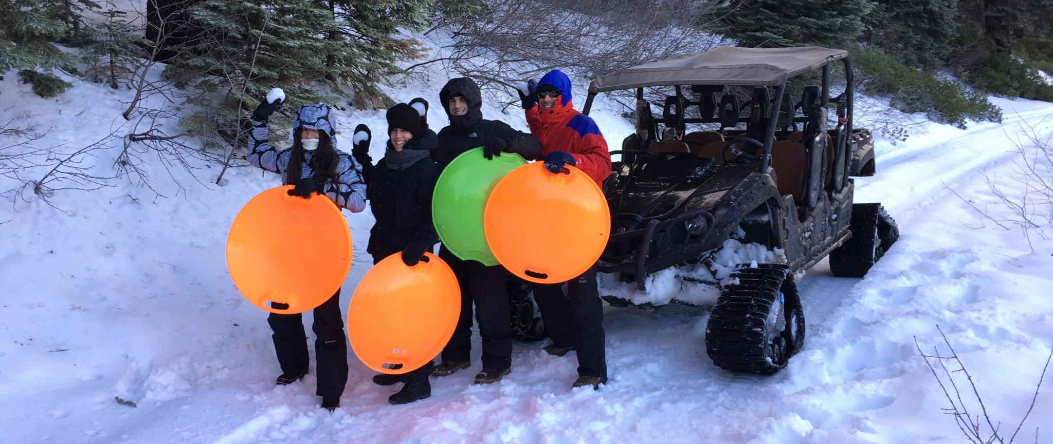 Don't let the cold stop you! Fun things to do in Yosemite during winter